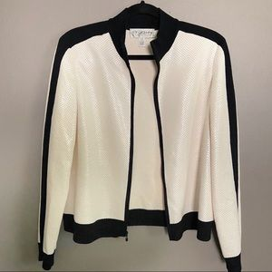 St. John Collection Sequin Jacket